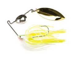 Terminator T-1 Original spinnerbait with Power Pulse QuickSkirts.