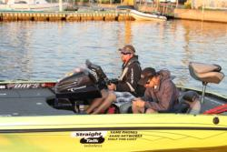 Florida pro JT Kenney plans on fishing the Ticonderoga grass that delivered his 2012 win.