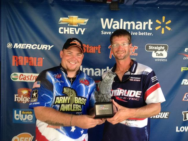 flw fishing walmart bass fishing league 2013