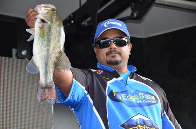 Manuel Cruz was officially recognized as the 2013 EverStart Northern Division Co-angler of the Year champion. Cruz ultimately finished the Chesapeake Bay event in seventh place.