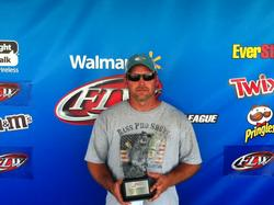 Co-angler Keith Howard of Perry, Ga., won the Sept. 14-15 Bulldog Division Super Tournament held on West Point Lake with a two-day total weight of 19 pounds, 12 ounces. Perry took home over $2,500 in tournament winnings for his efforts.