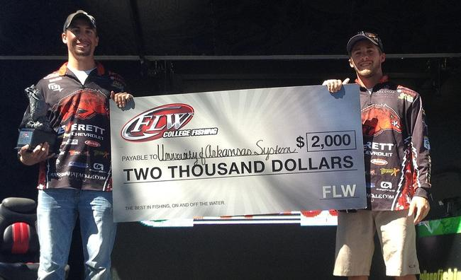 /news/2015-03-21-university-of-arkansas-wins-inaugural-flw-college-fishing-open-on-kentucky-lake-