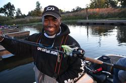 Ranger pro Ish Monroe plans to do a little of everything on Clear Lake.