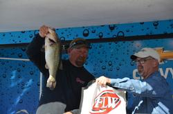 Jeff Michels walked away with the Strike King Angler of the Year title and punched his ticket to the 2014 Forrest Wood Cup on Lake Murray.