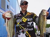 FLW Tour pro Andy Morgan