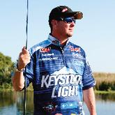 Keystone Light pro Chad Grigsby