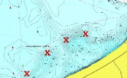 Target Area: Steep-dropping points and humps Reservoir Type: All
