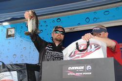 Trevor Fitzgerald of Belleview, Fla., rounded out the top five with a three-day total of 51 pounds, 1 ounce.