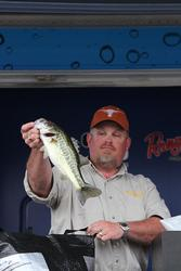 Watermelon was the most effective bait color for co-angler winner Ronnie Ray Jr.