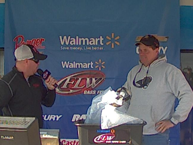 Flw fishing mike sullivan angler profile for Walmart with live fish near me