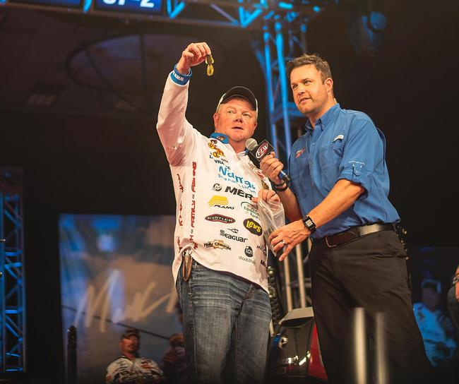 Mark Rose shows off some new Strike King soft plastics that every angler needs to try.