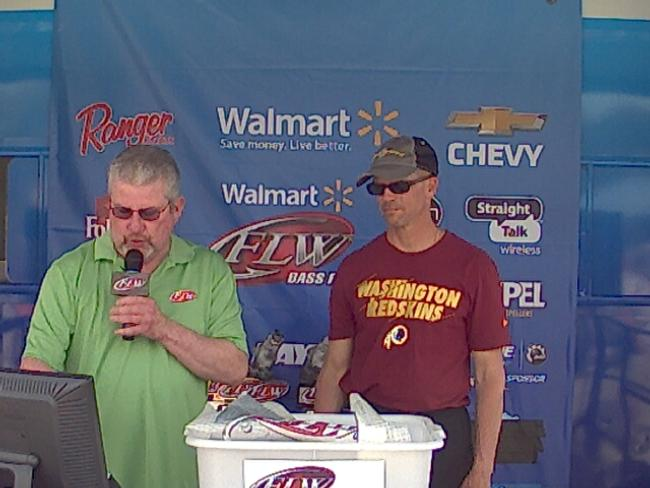 Flw fishing ed lozzi angler profile for Walmart with live fish near me