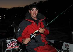 Well-known Guntersville guide Alex Davis will be looking