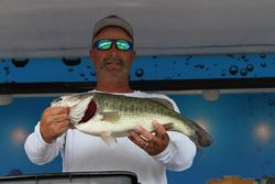 This 7-pounder gave Darren Vieira the Big Bass honors on the co-angler side.