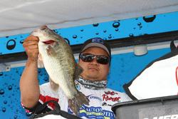 Third-place pro Vu Au turned in a solid performance this week.