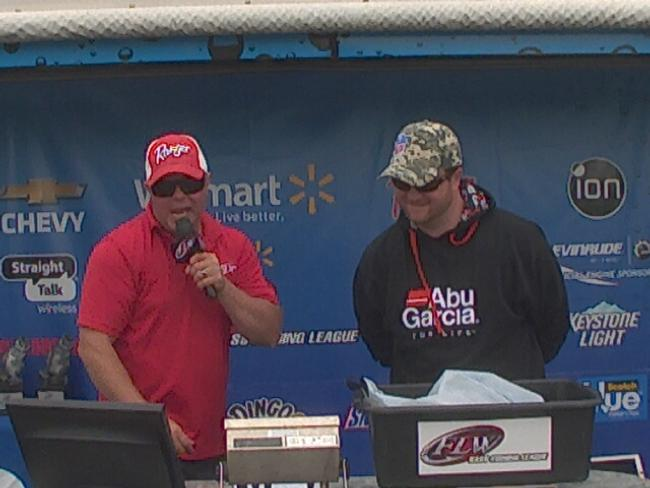 Flw fishing andrew miller angler profile for Walmart with live fish near me