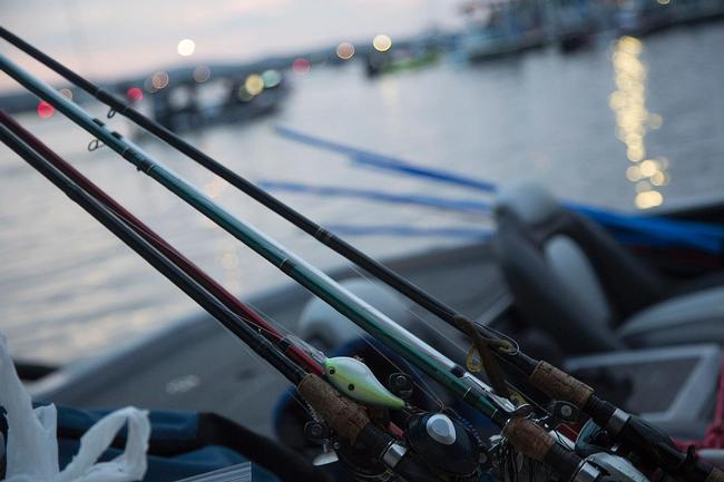 Crankbaits and various soft-plastic rigs will be in play on Kentucky Lake