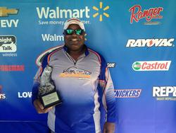 Co-angler John Bowdre of Hernando, Miss., won the June 21 Choo Choo Division event on Pickwick Lake with a 22-pound, 9-ounce limit. Bowdre earned a check worth over $1,700 for his efforts.