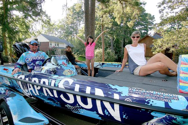 Flw fishing articles for Walmart fishing boats