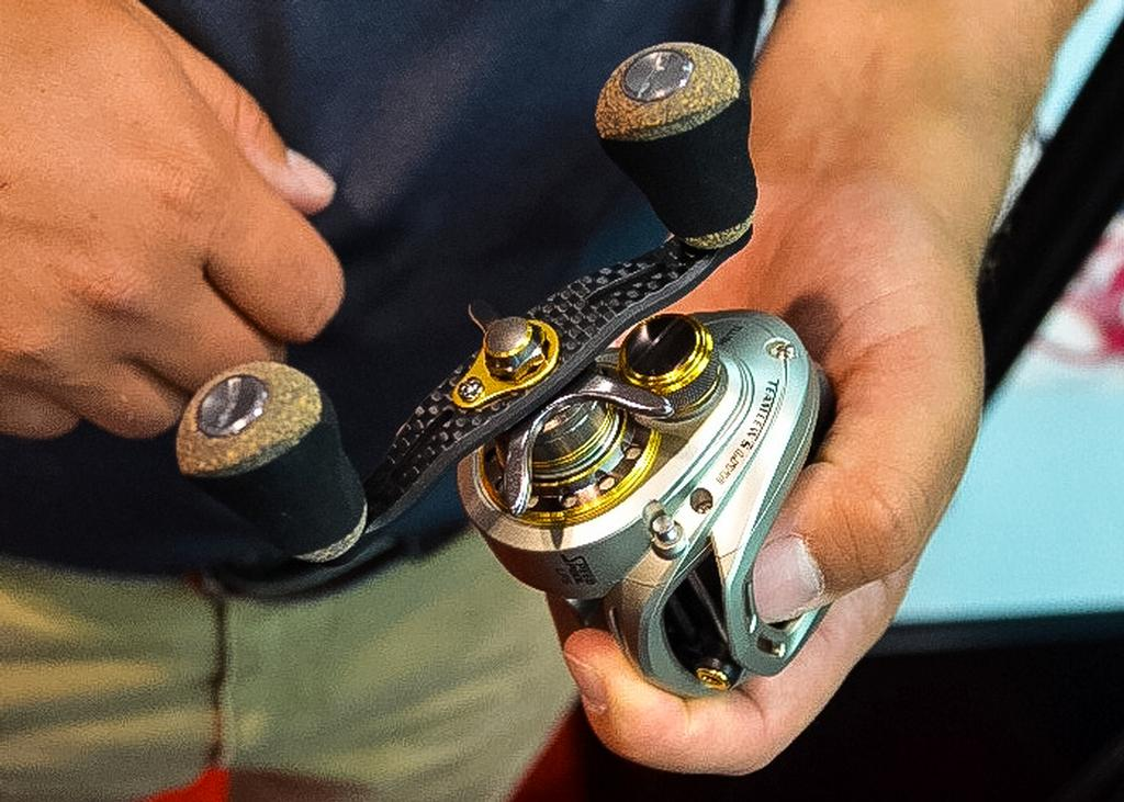 Icast impressions part ii flw fishing articles for 13 fishing concept kp
