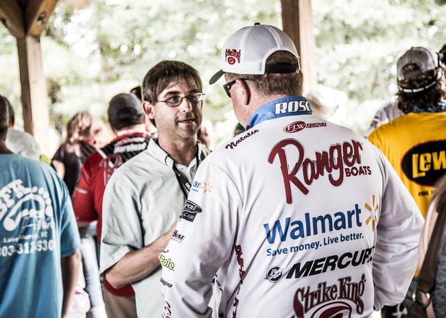 FLW contributor and USC alumnus Jeff Samsel gets Mark Rose to spill the beans on what's really happening on Lake Murray this week.