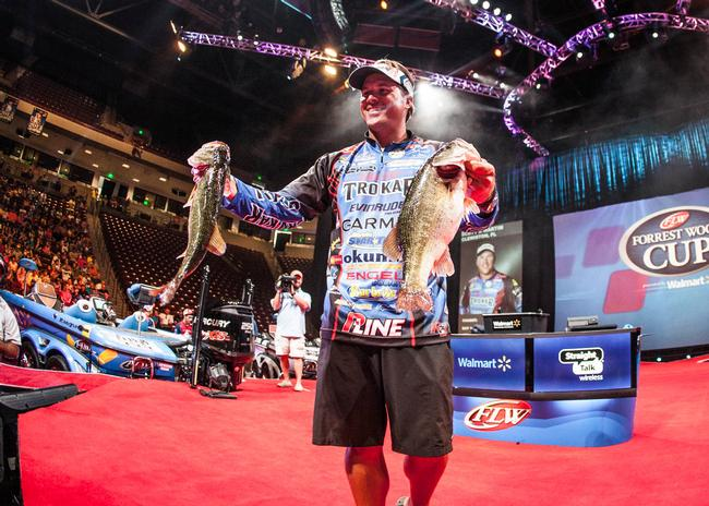 This top 10 is a star-studded collection of pros that includes four AOY winners and four past Cup champs, Scott Martin among them.