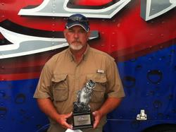 Co-angler Jeff Ford of Trion, Ga., won the Sept. 6-7 Bama Division Super Tournament on Lake Eufaula with a two-day total weight of 19 pounds, 13 ounces. He was awarded over $2,400 for his efforts.