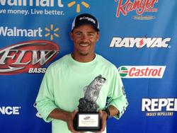 Co-angler Joe Long of Moscow, Tenn., won the Sept. 6-7 Music City Division Super Tournament on Kentucky Lake with a two-day total weight of 28 pounds, 7 ounces. For his efforts, Long earned a check worth nearly $2,000.
