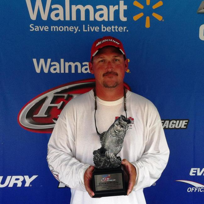 Flw fishing walmart bass fishing league 2014 kerr lake for How much are fishing license at walmart