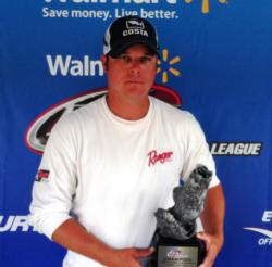 Co-angler Adam Lockler of Charlotte, N.C., won the Sept. 27-28 North Carolina Division Super Tournament on Lake Norman with a two-day total weight of 18 pounds, 3 ounces. He claimed a payday worth more than $2,500 for his efforts.