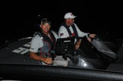 Todd Castledine holds the Rayovac FLW Series Texas Division points lead going into the final event at Rayburn.