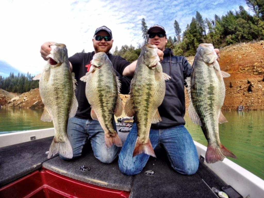 Holy spot flw fishing articles for Best fishing in california