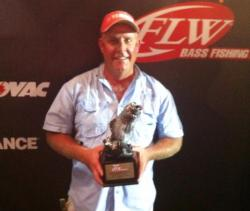 Co-angler Jesse Forthun of Cape Coral, Fla., won the Jan. 3 Gator Division event on Lake Okeechobee with a 16-pound, 15-ounce limit to walk away with $3,000 in winnings.