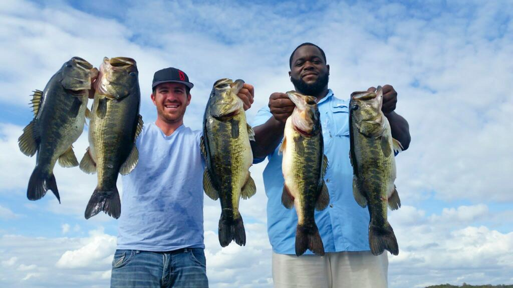 5 winter bass fishing destinations flw fishing articles for Bass fishing in winter