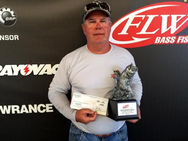 /news/2015-02-23-george-wins-walmart-bass-fishing-league-gator-division-event-on-lake-okeechobee-