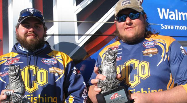 /news/2015-02-21-central-oklahoma-university-wins-flw-college-fishing-southern-conference-event-on-lake-texoma