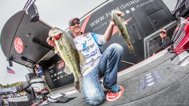 /news/2015-04-24-morgan-grabs-lead-after-day-two-of-walmart-flw-tour-on-beaver-lake-presented-by-rayovac