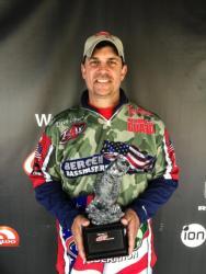 Shenandoah - DAVE LIPARI Co-Angler Winner