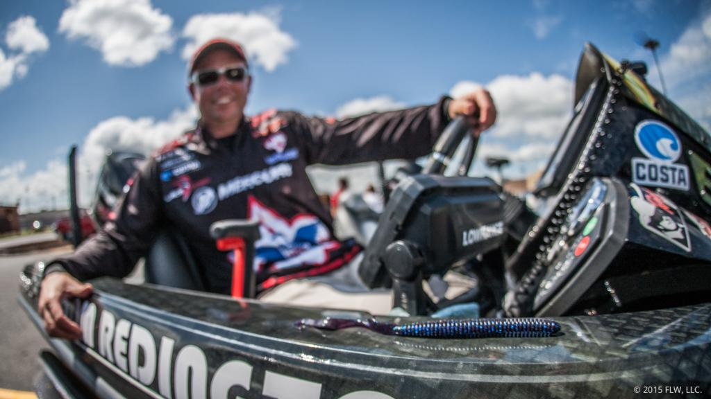 Top 10 baits from kentucky lake flw fishing articles for 13 fishing concept tx