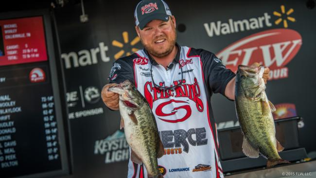 /news/2015-06-13-wooley-extends-lead-on-day-three-of-walmart-flw-tour-on-lake-chickamauga-presented-by-igloo-coolers