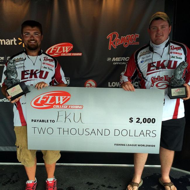 /news/2015-06-13-eastern-kentucky-university-wins-flw-college-fishing-central-conference-event-on-kentucky-lake