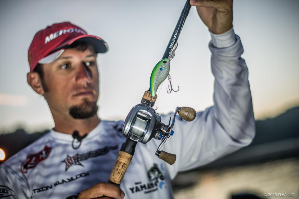 Top 10 Baits From Lake Chickamauga Flw The Bass Cast