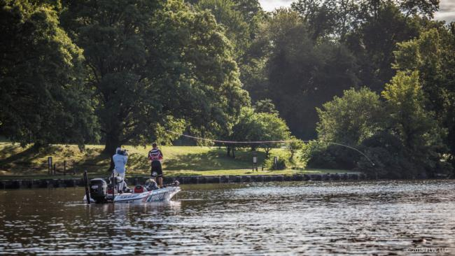 Top 10 photos from potomac river flw fishing articles for Potomac river fishing