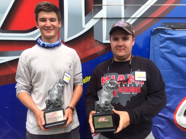 /news/2015-07-11-miami-university-of-ohio-wins-flw-college-fishing-northern-conference-event-on-indian-lake