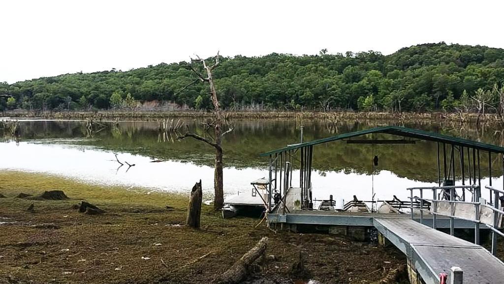 Houston rebuilding lake after dam failure flw fishing for Lake houston fishing