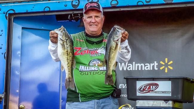 /news/2015-11-13-devere-wins-walmart-bass-fishing-league-wild-card-tournament-on-lake-hartwell