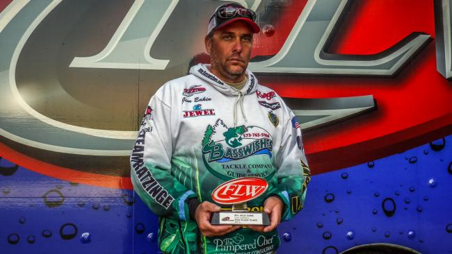 Jim Eakin locks down second place at the BFL Wild Card.