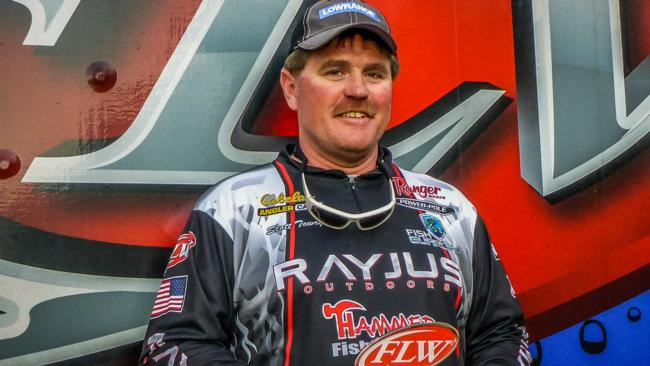 Scott Towry grabbed third place in the 2015 BFL Wild Card.