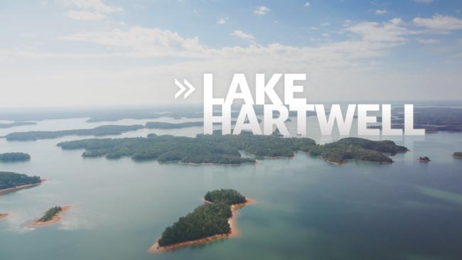 Flw fishing is this the new bass fishing capital of the for Fishing lake hartwell