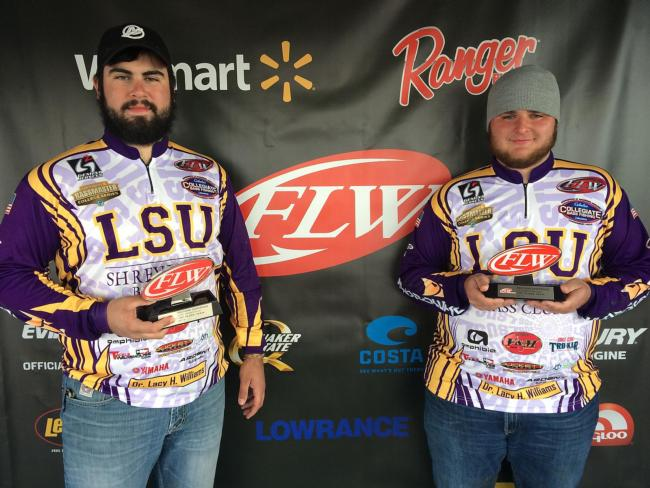 /news/2016-01-17-lsu-shreveport-wins-flw-college-fishing-southern-conference-opener-on-somerville-lake